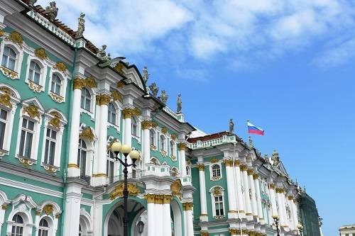 ロシアツアー特集(地図から)
